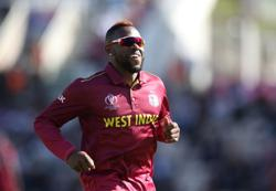 Allen cameo helps Windies clinch T20 series against Sri Lanka