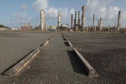 Far from White House, Caribbean refinery to test Biden's promises on poverty and pollution