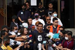 Thai prosecutor indicts 18 over anti-government protests