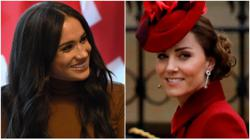 Meghan says Kate Middleton made her cry ahead of her wedding