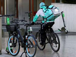 Deliveroo launches London IPO after business surges in 2020