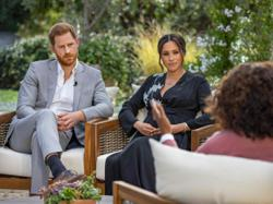 Harry and Meghan interview sparks shock, anger and memes on Twitter