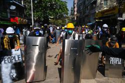 EU preparing sanctions on Myanmar military businesses, documents show