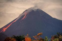 Indonesia detects more cases of B117 coronavirus variant as Mount Merapi emits hot clouds again