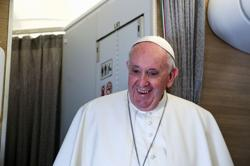 Pope defends Iraqi trip despite COVID-19 risk, says God will provide
