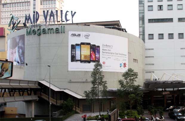 IGB's Mid Valley Megamall