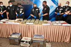 Syndicate used taxi driver as drug mule during MCO