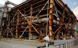 Ten years after Fukushima, Japan remembers 'man-made' nuclear disaster