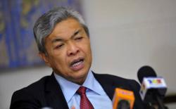 Zahid pleads not guilty to amended money-laundering charge