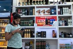 Delhi's female-only liquor store helps women buy drinks in good spirits