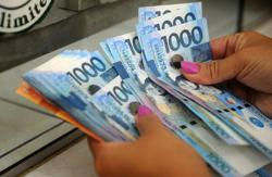 Emerging market: Philippine peso strengthens 0.5% as most Asian stocks gain as US yields ease