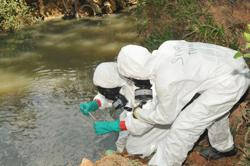 Water Minister dismisses claims of toxic waste pollution recurring at Sg Kim Kim