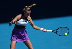 Kvitova pulls out of Dubai event with thigh injury
