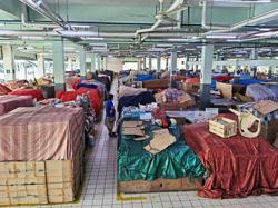 Sibu market sales drop 95%
