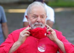 Lula 2022 hopes brighten as Brazil's top court weighs tossing graft evidence