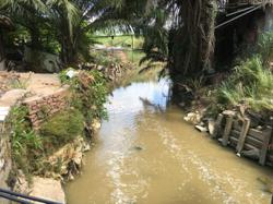 Minister: Sungai Kim Kim not polluted with toxic waste