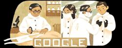 Penangite doctor who invented precursor to N95 face mask honoured in Google Doodle