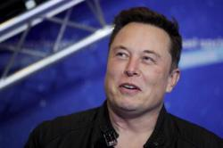 Musk adds $25b in one day