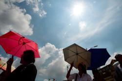 Heatwave in six districts in Kedah, Perak, says Met Dept