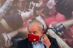 Brazil's Lula, Bolsonaro fire starting gun on 2022 presidential race