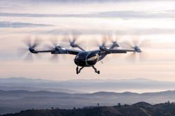 This flying taxi could soon be in the skies of Los Angeles and other major US cities