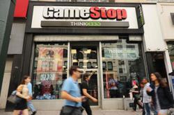 GameStop ends up 7.3% after wild swings, other 'meme stocks' soar