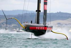 Luna Rossa see tighter racing ahead at America's Cup