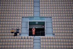 'We cannot survive', tennis counts the cost of empty stands