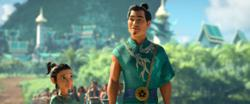 Disney's 'Raya And The Last Dragon' fizzles in China