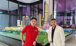 Star Media Group team visits i-City Golden Triangle