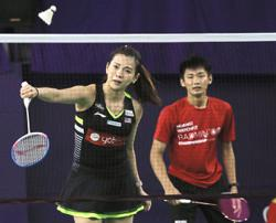 Mixed doubles ace hopes for better umpiring at All-England