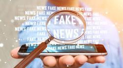 Beware of spreading fake news
