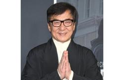 Jackie Chan pays tribute to Ng Man Tat