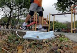 RM250 fine awaits those who dump used face masks indiscriminately, says Seremban Mayor