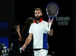 Disgruntled Paire hits out at 'ridiculous' ATP Tour after Chile exit