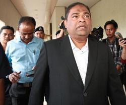 Former Tabung Haji chairman fails to quash charges