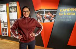 Braekhus ready to reclaim belts as equality battle goes on