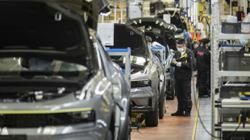 Passenger car production in China rises in February