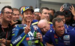 Rossi: Vaccination move the light at the end of the tunnel for us