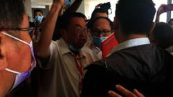 Ruckus breaks out at Perak DAP convention