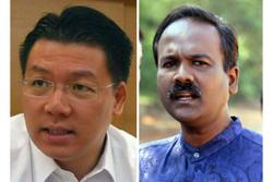 Perak DAP polls: Nga Kor Ming, Sivakumar re-elected as state party chairman, deputy chairman