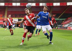 Brighton relief after first Premier League win over Southampton