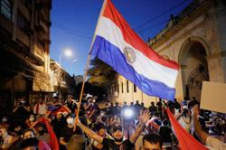 U.S. urges Paraguay to work with Taiwan amid pandemic protests