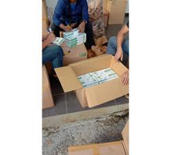 GOF's Tiger platoon seizes RM700,000 worth of smuggled ciggies and liquor