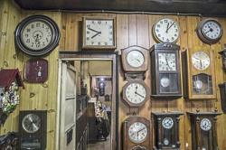 When time stands still at a historic Cairo watch shop