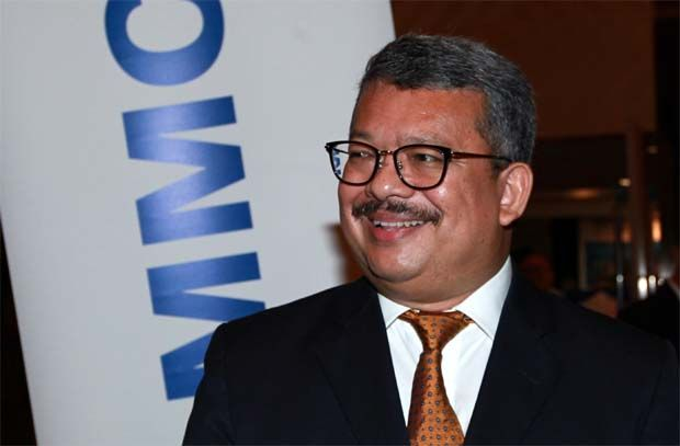 """Being an export-oriented economy, Malaysia will benefit from the fast recovery of the US economy. """"This is a good sign for us a logistics operator, as it could indicate that port activities will recover rapidly, '' said MMC group managing director Datuk Seri Che Khalib Mohamad Noh."""