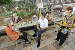 Guidance for senior citizens