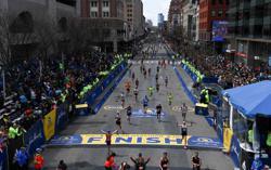 Boston Marathon to cap entrants at 20,000 amid COVID-19