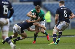 Ireland's Ryan and Ringrose to miss England Six Nations game