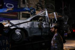 Blast in Pakistan's Karachi kills soldier, injures 8 others